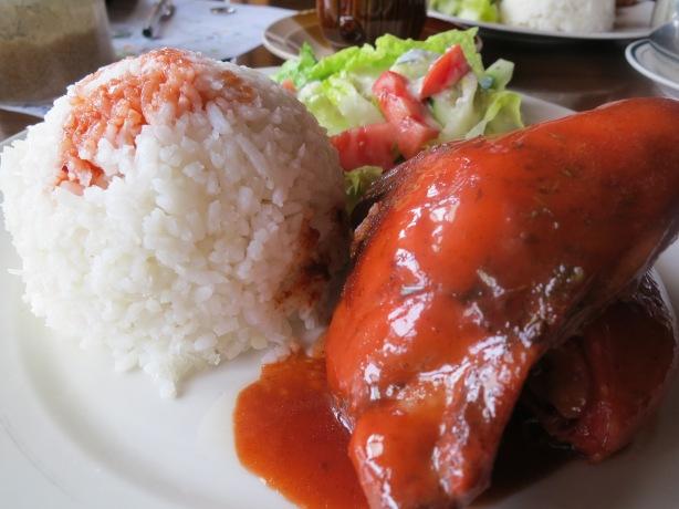 Java Chicken from Yoghurt House