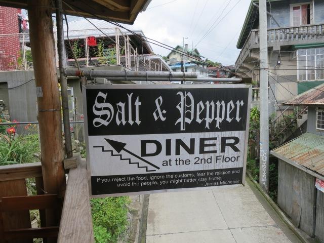 Salt and Pepper Diner, Sagada