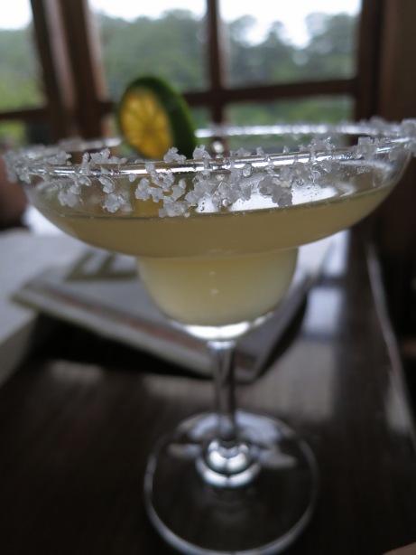 Margarita Cocktail at Yogurt House