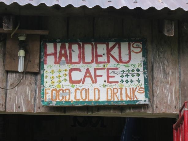 Haddeku Cafe