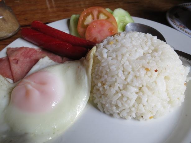 Expensive Breakfast